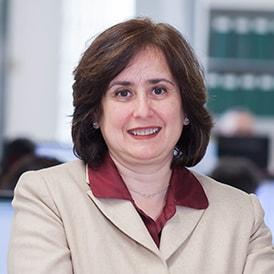 Ana María Carmona administración
